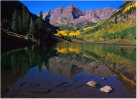 CO - Maroon Bells  GM1H