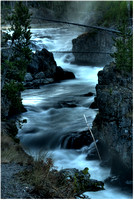 Yellowstone - Firehole drive Falls